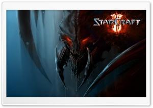 StarCraft 2 Zerg Ultra HD Wallpaper for 4K UHD Widescreen desktop, tablet & smartphone