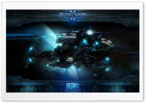 StarCraft II Wings of Liberty HD Wide Wallpaper for 4K UHD Widescreen desktop & smartphone