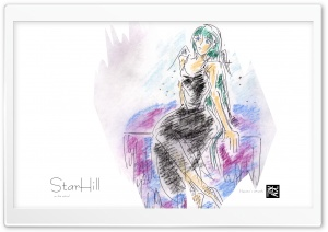 StarHill HD Wide Wallpaper for Widescreen