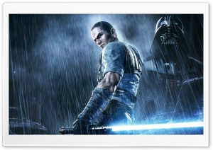 Starkiller On Kamino HD Wide Wallpaper for Widescreen