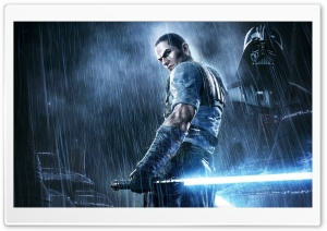 Starkiller, Star Wars The Force Unleashed 2 HD Wide Wallpaper for Widescreen