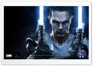 Starkiller, Unleashed 2010 HD Wide Wallpaper for Widescreen