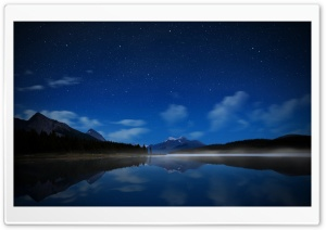 Starry Sky HD Wide Wallpaper for 4K UHD Widescreen desktop & smartphone