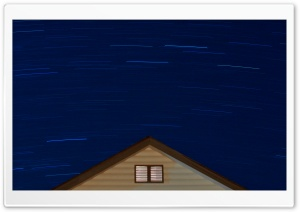 Starry Sky HD Wide Wallpaper for Widescreen