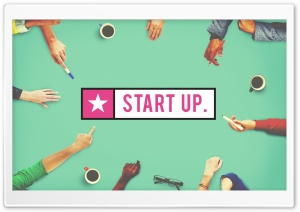 Start Up HD Wide Wallpaper for 4K UHD Widescreen desktop & smartphone