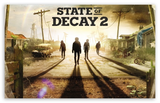 State Of Decay 2 2018 ❤ 4K UHD Wallpaper for Wide 16:10 5:3 Widescreen WHXGA WQXGA WUXGA WXGA WGA ; UltraWide 21:9 24:10 ; 4K UHD 16:9 Ultra High Definition 2160p 1440p 1080p 900p 720p ; UHD 16:9 2160p 1440p 1080p 900p 720p ; Standard 4:3 Fullscreen UXGA XGA SVGA ; Smartphone 5:3 WGA ; Tablet 1:1 ; iPad 1/2/Mini ; Mobile 4:3 5:3 16:9 - UXGA XGA SVGA WGA 2160p 1440p 1080p 900p 720p ; Dual 4:3 5:4 UXGA XGA SVGA QSXGA SXGA ;
