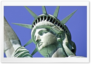 Statue of Liberty HD Wide Wallpaper for Widescreen