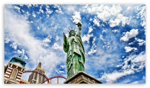 Statue Of Liberty Ultra Hd Desktop Background Wallpaper For