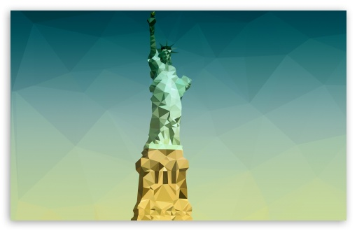 Statue of Liberty - Low Poly ❤ 4K UHD Wallpaper for Wide 16:10 5:3 Widescreen WHXGA WQXGA WUXGA WXGA WGA ; 4K UHD 16:9 Ultra High Definition 2160p 1440p 1080p 900p 720p ; Standard 4:3 5:4 3:2 Fullscreen UXGA XGA SVGA QSXGA SXGA DVGA HVGA HQVGA ( Apple PowerBook G4 iPhone 4 3G 3GS iPod Touch ) ; Smartphone 5:3 WGA ; Tablet 1:1 ; iPad 1/2/Mini ; Mobile 4:3 5:3 3:2 16:9 5:4 - UXGA XGA SVGA WGA DVGA HVGA HQVGA ( Apple PowerBook G4 iPhone 4 3G 3GS iPod Touch ) 2160p 1440p 1080p 900p 720p QSXGA SXGA ; Dual 4:3 5:4 UXGA XGA SVGA QSXGA SXGA ;