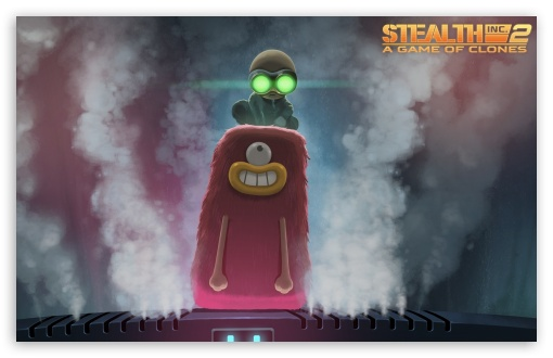 Stealth Inc. 2 A Game of Clones Nightlight Inflate ❤ 4K UHD Wallpaper for Wide 16:10 5:3 Widescreen WHXGA WQXGA WUXGA WXGA WGA ; 4K UHD 16:9 Ultra High Definition 2160p 1440p 1080p 900p 720p ; Mobile 5:3 16:9 - WGA 2160p 1440p 1080p 900p 720p ;