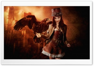 Steampunk HD Wide Wallpaper for Widescreen