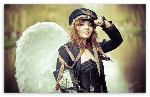 Steampunk Angel ❤ 4K UHD Wallpaper for Wide 16:10 5:3 Widescreen WHXGA WQXGA WUXGA WXGA WGA ; 4K UHD 16:9 Ultra High Definition 2160p 1440p 1080p 900p 720p ; UHD 16:9 2160p 1440p 1080p 900p 720p ; Standard 4:3 5:4 3:2 Fullscreen UXGA XGA SVGA QSXGA SXGA DVGA HVGA HQVGA ( Apple PowerBook G4 iPhone 4 3G 3GS iPod Touch ) ; Tablet 1:1 ; iPad 1/2/Mini ; Mobile 4:3 5:3 3:2 5:4 - UXGA XGA SVGA WGA DVGA HVGA HQVGA ( Apple PowerBook G4 iPhone 4 3G 3GS iPod Touch ) QSXGA SXGA ;