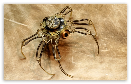 Steampunk Spider Robot UltraHD Wallpaper for Wide 16:10 5:3 Widescreen WHXGA WQXGA WUXGA WXGA WGA ; 8K UHD TV 16:9 Ultra High Definition 2160p 1440p 1080p 900p 720p ; UHD 16:9 2160p 1440p 1080p 900p 720p ; Standard 4:3 5:4 3:2 Fullscreen UXGA XGA SVGA QSXGA SXGA DVGA HVGA HQVGA ( Apple PowerBook G4 iPhone 4 3G 3GS iPod Touch ) ; Tablet 1:1 ; iPad 1/2/Mini ; Mobile 4:3 5:3 3:2 16:9 5:4 - UXGA XGA SVGA WGA DVGA HVGA HQVGA ( Apple PowerBook G4 iPhone 4 3G 3GS iPod Touch ) 2160p 1440p 1080p 900p 720p QSXGA SXGA ;