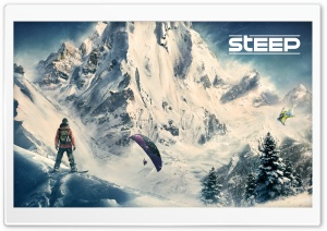 Steep Ultra HD Wallpaper for 4K UHD Widescreen desktop, tablet & smartphone