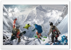 Steep HD Wide Wallpaper for Widescreen