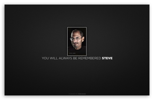 STEVE JOBS HD wallpaper for Wide 16:10 5:3 Widescreen WHXGA WQXGA WUXGA WXGA WGA ; HD 16:9 High Definition WQHD QWXGA 1080p 900p 720p QHD nHD ; Standard 4:3 5:4 3:2 Fullscreen UXGA XGA SVGA QSXGA SXGA DVGA HVGA HQVGA devices ( Apple PowerBook G4 iPhone 4 3G 3GS iPod Touch ) ; Tablet 1:1 ; iPad 1/2/Mini ; Mobile 4:3 5:3 3:2 16:9 5:4 - UXGA XGA SVGA WGA DVGA HVGA HQVGA devices ( Apple PowerBook G4 iPhone 4 3G 3GS iPod Touch ) WQHD QWXGA 1080p 900p 720p QHD nHD QSXGA SXGA ;