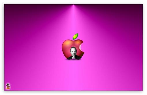 Steve Jobs Apple Ultra Hd Desktop Background Wallpaper For