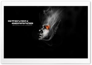 Steven Gerrard 2014 Wallpaper By ANGUSXRed Ultra HD Wallpaper for 4K UHD Widescreen desktop, tablet & smartphone