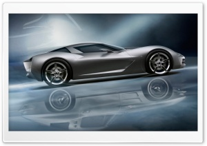 Stingray Concept Transformers II 2009 HD Wide Wallpaper for Widescreen