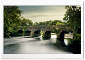 Stone Bridge Ultra HD Wallpaper for 4K UHD Widescreen desktop, tablet & smartphone