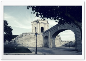 Stone Bridge HD Wide Wallpaper for Widescreen