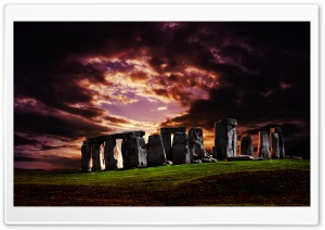 Stonehenge HD Wide Wallpaper for 4K UHD Widescreen desktop & smartphone