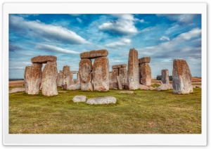 Stonehenge England HD Wide Wallpaper for 4K UHD Widescreen desktop & smartphone