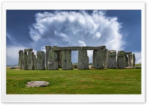 Stonehenge Historical landmark in England HD Wide Wallpaper for Widescreen