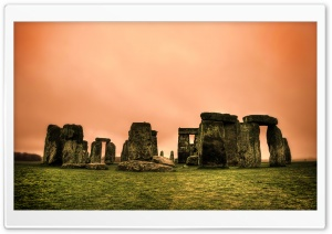 Stonehenge, United Kingdom HD Wide Wallpaper for Widescreen