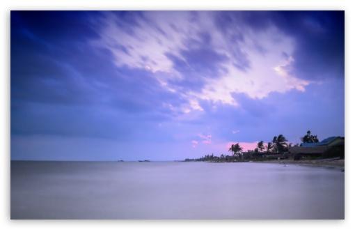 Storm Cloud at Pagatan UltraHD Wallpaper for Wide 16:10 Widescreen WHXGA WQXGA WUXGA WXGA ;