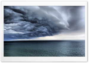 Storm Clouds HD Wide Wallpaper for Widescreen