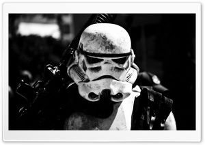 Stormtrooper HD Wide Wallpaper for Widescreen
