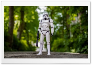 Stormtrooper Road Ultra HD Wallpaper for 4K UHD Widescreen desktop, tablet & smartphone