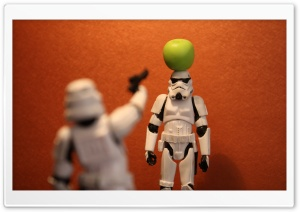Stormtroopers Funny HD Wide Wallpaper for Widescreen