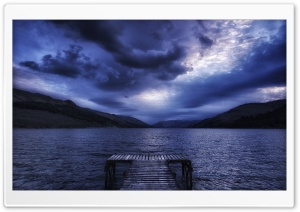 Stormy Day HD Wide Wallpaper for Widescreen