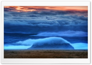 Stormy Sky HD Wide Wallpaper for Widescreen