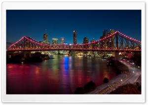 Story Bridge HD Wide Wallpaper for 4K UHD Widescreen desktop & smartphone