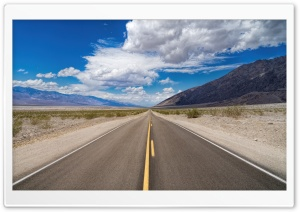 Straight Road Ultra HD Wallpaper for 4K UHD Widescreen desktop, tablet & smartphone