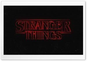 Stranger Things Ultra HD Wallpaper for 4K UHD Widescreen desktop, tablet & smartphone