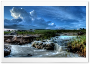 Stream HDR HD Wide Wallpaper for Widescreen