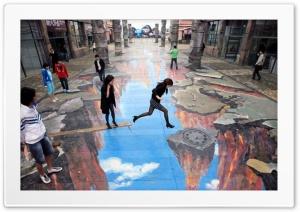 Street Art Ultra HD Wallpaper for 4K UHD Widescreen desktop, tablet & smartphone
