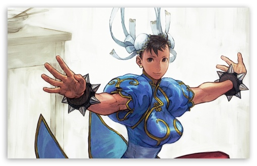 Street Fighter Chun Li HD wallpaper for Wide 16:10 5:3 Widescreen WHXGA WQXGA WUXGA WXGA WGA ; HD 16:9 High Definition WQHD QWXGA 1080p 900p 720p QHD nHD ; Standard 3:2 Fullscreen DVGA HVGA HQVGA devices ( Apple PowerBook G4 iPhone 4 3G 3GS iPod Touch ) ; Mobile 5:3 3:2 16:9 - WGA DVGA HVGA HQVGA devices ( Apple PowerBook G4 iPhone 4 3G 3GS iPod Touch ) WQHD QWXGA 1080p 900p 720p QHD nHD ;