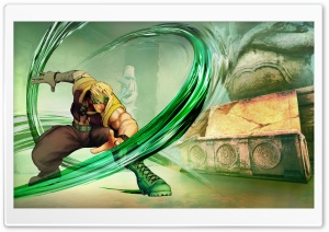Street Fighter V Nash 2016 Video Game HD Wide Wallpaper for Widescreen
