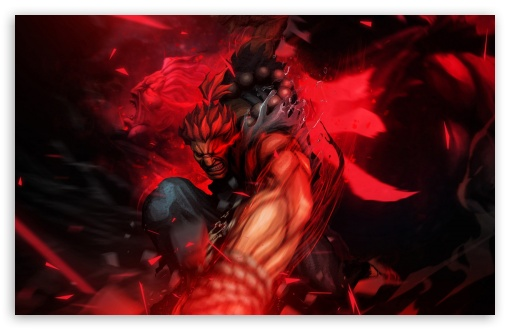 Street Fighter X Tekken - Akuma HD wallpaper for Wide 16:10 5:3 Widescreen WHXGA WQXGA WUXGA WXGA WGA ; HD 16:9 High Definition WQHD QWXGA 1080p 900p 720p QHD nHD ; Standard 4:3 5:4 3:2 Fullscreen UXGA XGA SVGA QSXGA SXGA DVGA HVGA HQVGA devices ( Apple PowerBook G4 iPhone 4 3G 3GS iPod Touch ) ; Tablet 1:1 ; iPad 1/2/Mini ; Mobile 4:3 5:3 3:2 16:9 5:4 - UXGA XGA SVGA WGA DVGA HVGA HQVGA devices ( Apple PowerBook G4 iPhone 4 3G 3GS iPod Touch ) WQHD QWXGA 1080p 900p 720p QHD nHD QSXGA SXGA ;