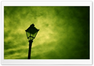 Street Lamp HD Wide Wallpaper for Widescreen