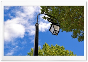 Streetlight HD Wide Wallpaper for Widescreen