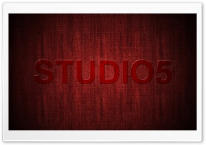 Studio5 HD Wide Wallpaper for Widescreen