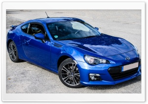 Subaru BRZ HD Wide Wallpaper for Widescreen