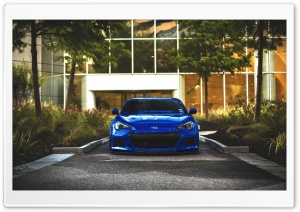 Subaru BRZ 2 HD Wide Wallpaper for Widescreen