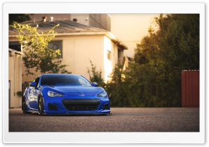 Subaru BRZ 3 HD Wide Wallpaper for Widescreen